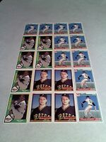 *****Mike York*****  Lot of 75 cards.....8 DIFFERENT