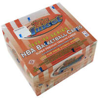 1998-99 Topps Finest Series 1 Basketball Factory Sealed Hobby Box - 24 Packs