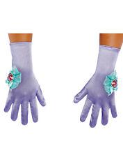 Disney Princess The Little Mermaid Ariel Purple Child Gloves