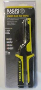 NEW Klein Tools VDV211-100 Extended Reach Coax Crimper BRAND NEW SEALED