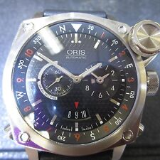 ORIS PILOT MEN'S WATCH AUTOMATIC SAPPHIRE S/S LEA SPORTS LIMITED EDITION SWISS
