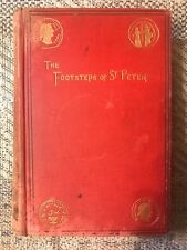 The Footsteps Of St Peter By J R MacDuff
