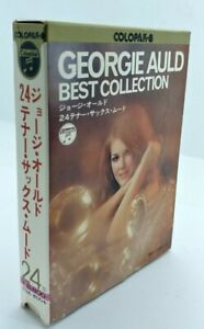 Stereo 8 Track Tape Cartridge GEORGIE AULD 24 Best Collection