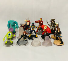 Disney Infinity 14 Character Figure & Play Set Piece Mixed Bundle Job Lot