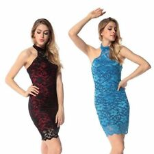 Polyester Clubwear Petite Dresses for Women