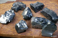 Elite Edel Schungit 15 bis 30 g. Steine 100g aus RUS/ Karelien