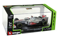 JENSON BUTTON F1 2012 VODAFONE MERCEDRES MP4-27 RACING TEAM 1/32 BBURAGO 18-4120