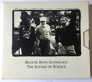Beastie Boys - The Sounds of Science - 2CD and booklet in slip cover