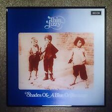 Thin Lizzy Shades Of A Blue Orphanage Ceramic Tile Coaster Record Cover