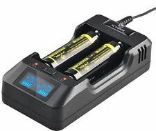 XTAR VP2 2 Bay Battery Charger