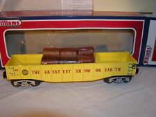 Williams Bachmann 47212 Ringling Barnum Bailey Circus Gondola w Barrels O 027