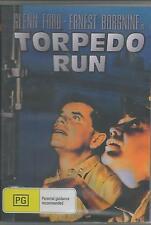 TORPEDO RUN GLENN FORD & ERNEST BORGNINE  NEW ALL REGION DVD