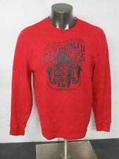 Men's ECKO UNLTD. Long Sleeve Thermal Style Shirt Size XL Cotton Blend RED