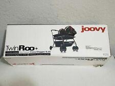 Joovy Twin Roo+ Car Seat Adapter, Peg Perego 9035 BRAND NEW IN BOX