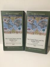The Great Courses: United States and the Middle East: 1914 to 9/11: Dvds Book