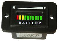 PRO48FRC ™ 48 Volt EZGO Club Car Yamaha Golf Cart Battery Indicator mtr gauge