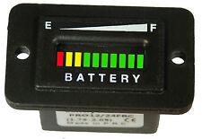 PRO36FRC ™ 36 Volt EZGO Club Car Yamaha Golf Cart Battery Indicator mtr gauge