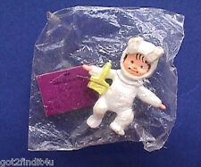Hallmark PIN Easter Vintage BABY CHILD BUNNY Rabbit Costume Holiday RARE MIP