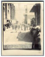 Egypte, Caire (القاهرة), Scènes de la vie des Egyptiens vintage silver print T