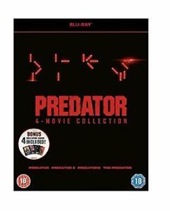 Predator - 4 Movie Collection BD [Blu-ray]
