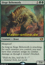 Siege Behemoth (Belagerungsbehemoth) Commander 2014 Magic