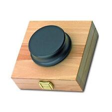 Pro-Ject Plattenpuck für Plattenspieler aus Messing in Holzbox NEU+OVP!!!