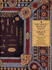 The Ashley Book of Knots New Hardcover Book Clifford W. Ashley, Geoffrey Budwort