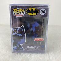 Funko Pop! Art Series: DC Heroes: BATMAN #04 Hard Stack Sealed Target Exclusive