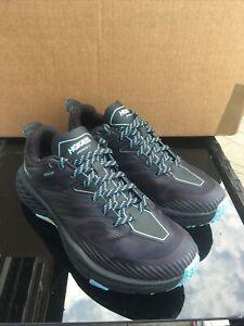 Hoka One One Womens Speedgoat 4 Gore-Tex Trail Running Shoes - Black UK Size 5.5