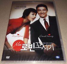 SEDUCING MR. PERFECT / Uhm Jeong hwa / Daniel Henney / KOREA ROMANCE DVD NEW