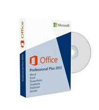 Installations DVD Microsoft Office 2013 Professional DVD /CD OHNE Lizenzkey