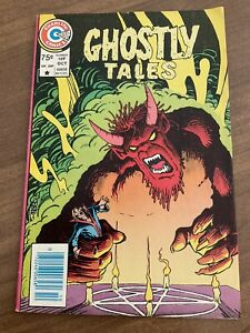 Charlton Ghostly Tales #169 comic book copper age 1984