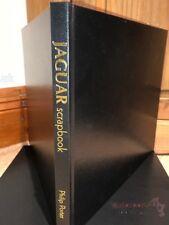 Jaguar Scrapbook Deluxe Leather Bound Edition by Philip Porter