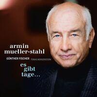 ARMIN/FISCHER,G,/MORGENSTERN,T, MUELLER-STAHL - ES GIBT TAGE,,,   CD NEU