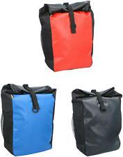 Dunlop Radtasche 20 L Gepäckträgertasche Fahrradtaschen Gepäckträger 3 Farben