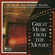 READERS DIGEST GREAT MUSIC FROM THE MOVIES (CD)