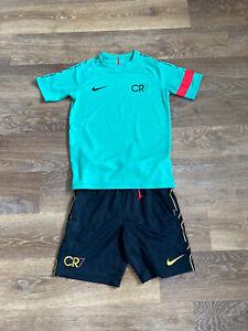 Boys Nike Dri Fit CR7 - Football Set Age 8-10 Years