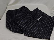 Mobster, Gangster, Boy's Halloween Costume Striped Pants Child Medium #5651