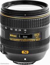 Nikon AF-S DX NIKKOR 16-80 mm f/2.8-4E Lens ED VR