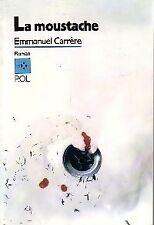 La moustache - Emmanuel Carrère - Livre - 511305 - 2462134