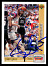 Sidney Green #259 signed autograph auto 1991-92 Upper Deck Basketball Card