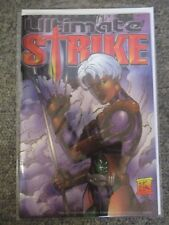 Ultimate Strike #1D VF/NM; London Night VF-NM (CS7000)