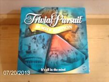 Trivial Pursuit Cardboard Board & Traditional Games