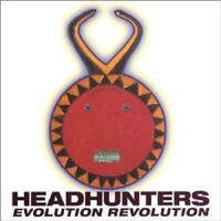 The Headhunters - Evolution Revolution [CD]