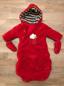 Wagenanzug Baby Overall Anzug Schneeanzug Nicki Baby Einteiler 50 56 Elefant NEU
