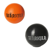 Harkila rubber bolt knob handle - extension black orange rifle