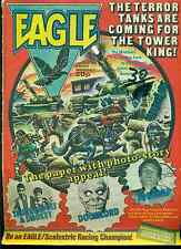 EAGLE British comic book June 19 , 1982 (Mekon clipped) GOOD