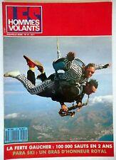 Les Hommes Volants - La Ferté Gaucher - Para Ski