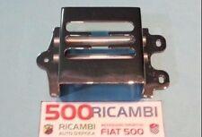 FIAT 500 F/L/R 126 SELETTORE LEVA CAMBIO 5 MARCE IN METALLO CROMATO SPORTIVO