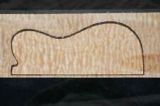 """Awesome Quilted Maple 21 3/4"""" X 7 3/4"""" X 7/8"""": Guitar, Luthier, Craft, Scales"""
